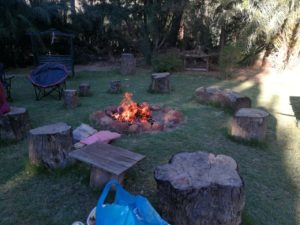 Braai under the stars